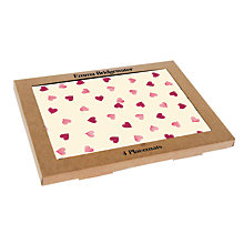 Buy Emma Bridgewater Pink Hearts Placemats, Set of 4 Online at johnlewis.com