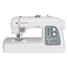Buy Singer Modern Quilter 8500Q Machine Online at johnlewis.com