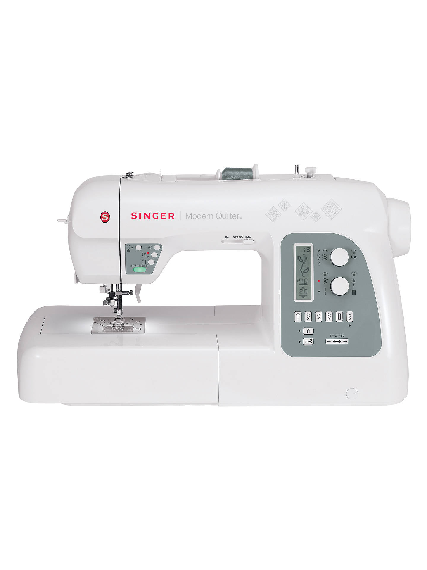 BuySinger Modern Quilter 8500Q Machine Online at johnlewis.com