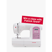Buy Singer Starlet 6699 Sewing Machine Online at johnlewis.com