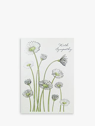 Quire Collections With Sympathy Card