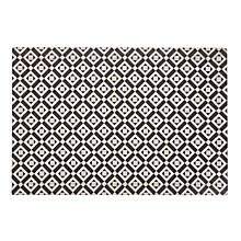 Buy John Lewis Diamond Print Cotton Placemat, Multi Online at johnlewis.com