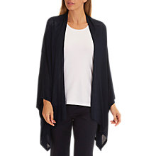 Buy Betty Barclay Fine Knit Kimono Cardigan, Dark Sky Online at johnlewis.com
