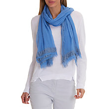 Buy Betty Barclay Long Fringed Scarf Online at johnlewis.com