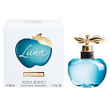 Buy Nina Ricci Luna Eau de Toilette Online at johnlewis.com