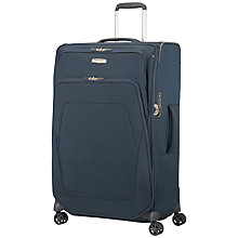 Buy Samsonite Spark 79cm 4-Wheel Large Suitcase Online at johnlewis.com