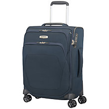 Buy Samsonite Spark SNG 55cm 4-Wheel Cabin Case Online at johnlewis.com