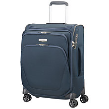 Buy Samsonite Spark SNG 55cm 4-Wheel Top Pocket Cabin Case Online at johnlewis.com