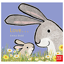 Buy Love... Children's Book Online at johnlewis.com