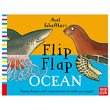 Buy Flip Flap Ocean Children's Book Online at johnlewis.com