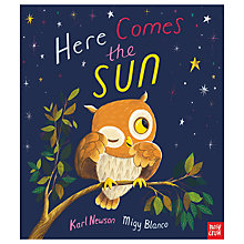 Buy Here Comes The Sun Children's Book Online at johnlewis.com