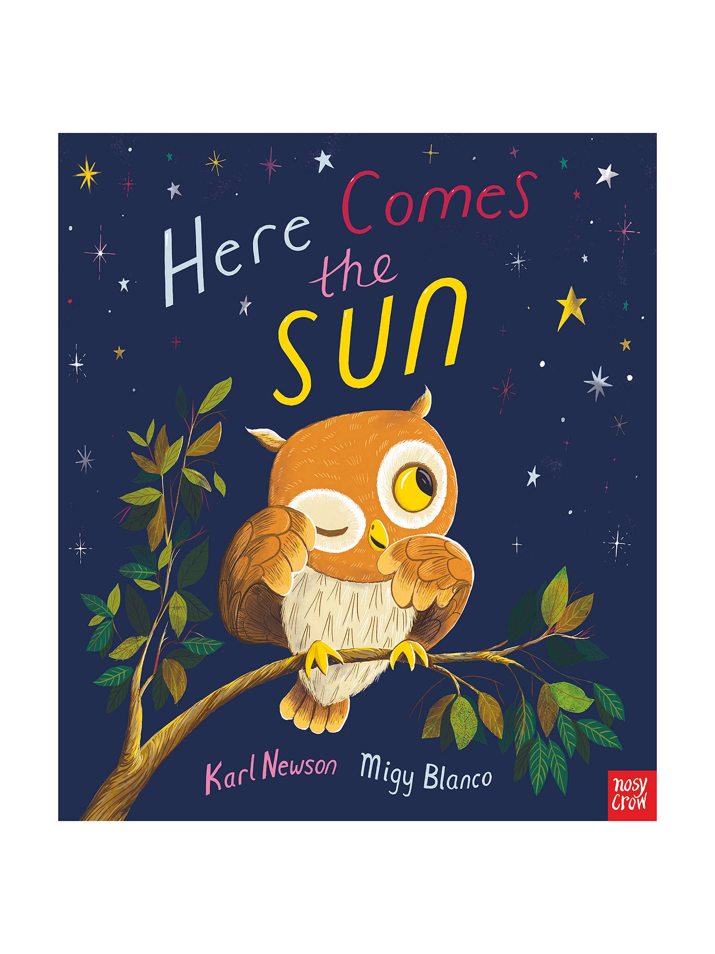 BuyHere Comes The Sun Children's Book Online at johnlewis.com
