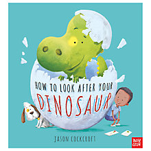 Buy Look After Your Dinosaur Children's Book Online at johnlewis.com