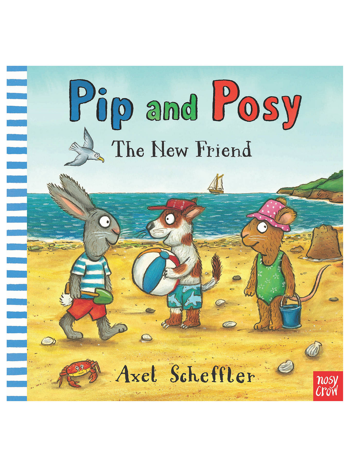 BuyPip & Posy: The New Friend Children's Book Online at johnlewis.com