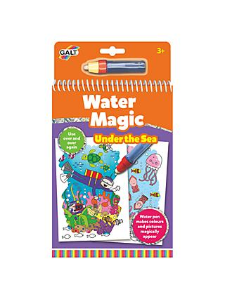 Galt Water Magic Under The Sea Colouring