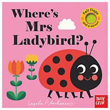 Buy Where's Mrs Ladybird? Children's Book Online at johnlewis.com