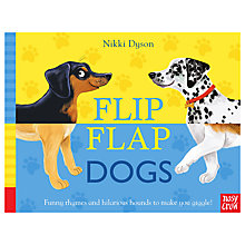 Buy Flip Flap Dogs Children's Book Online at johnlewis.com