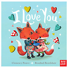 Buy I Love You Children's Book Online at johnlewis.com