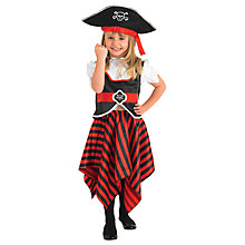 Buy Pirate Dressing-Up Costume and Skirt Online at johnlewis.com