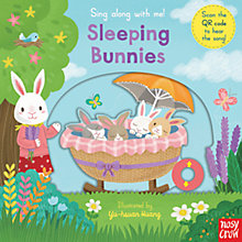 Buy Sing Along With Me! Sleeping Bunnies Children's Book Online at johnlewis.com