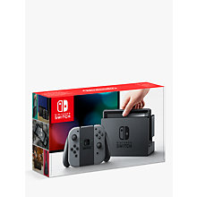 Buy Nintendo Switch Console with Joy-Con Online at johnlewis.com
