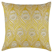 Buy Liberty Fabrics & John Lewis Caesar Jacquard Cushion Online at johnlewis.com