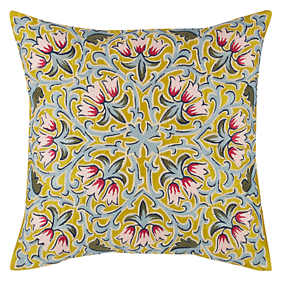 Liberty Fabrics & John Lewis Lodden Flower Cushion