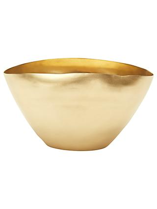 Tom Dixon Mini Bash Vessel, Brass