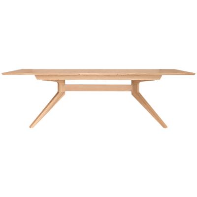 Matthew Hilton for Case Cross Extending Dining Table, Oak