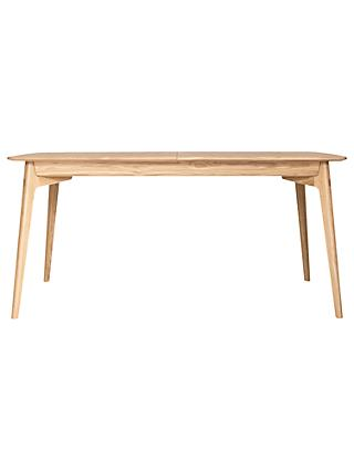 Matthew Hilton for Case Dulwich 6-10 Seater Extending Dining Table, Oak