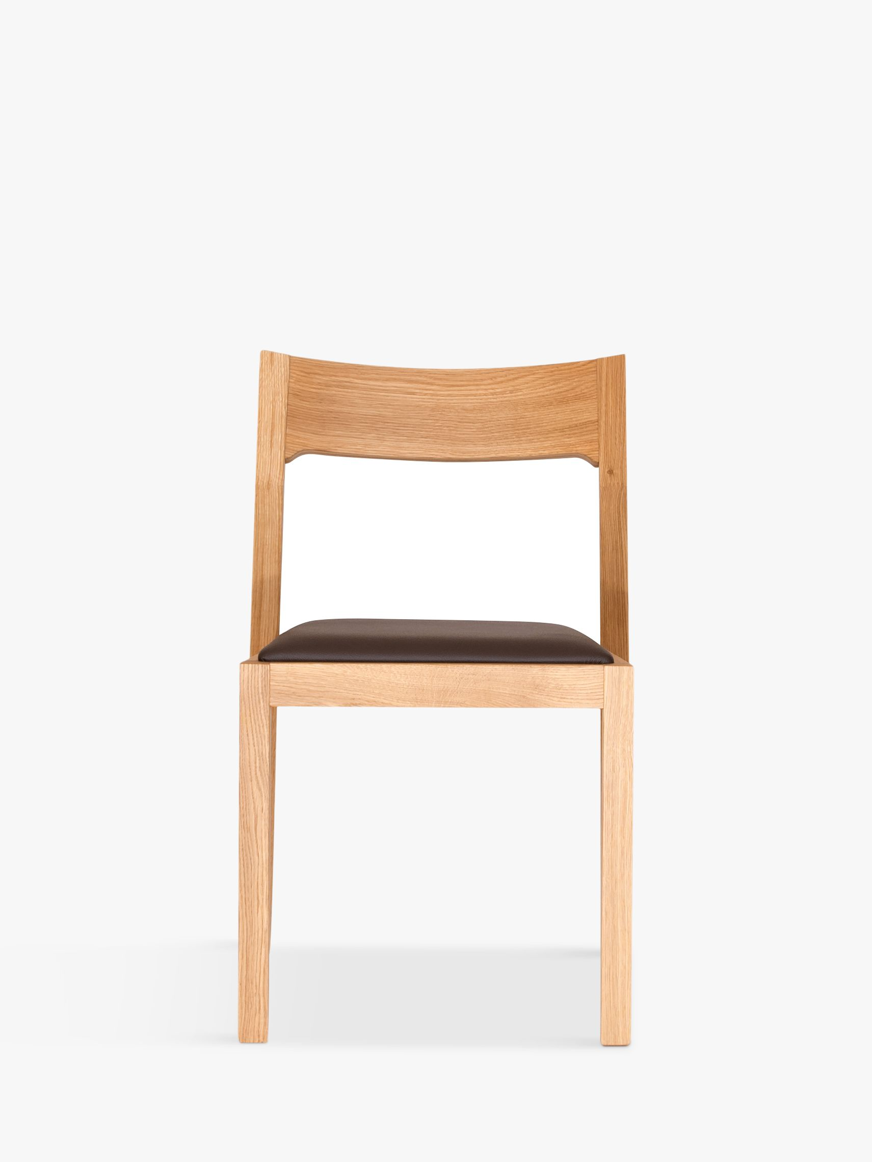 Case Matthew Hilton for Case Profile Dining Chair, Oak