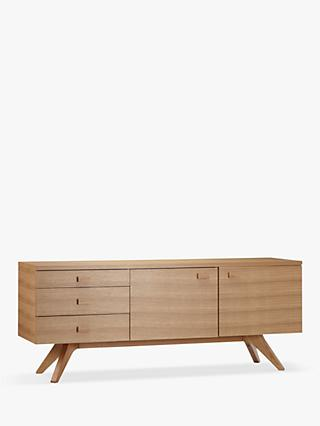 Matthew Hilton for Case Cross Sideboard, Oak