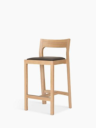 Matthew Hilton for Case Profile Bar Chair, Oak