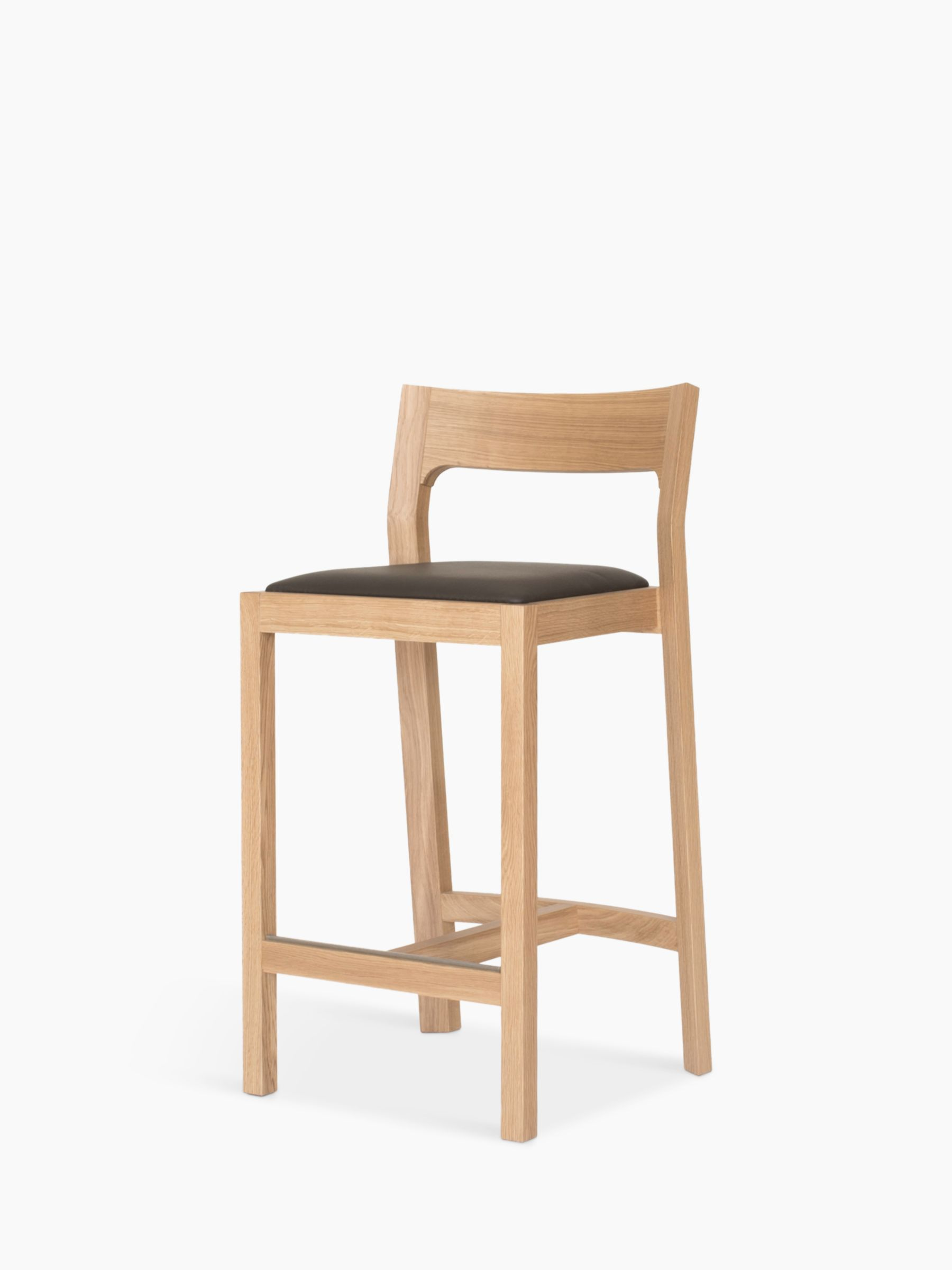 Case Matthew Hilton for Case Profile Bar Chair, Oak
