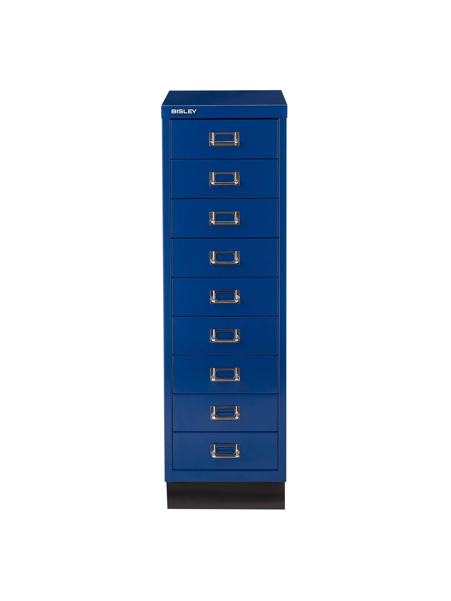 BuyBisley Non-Locking 9 Multidrawer, Ink Online at johnlewis.com