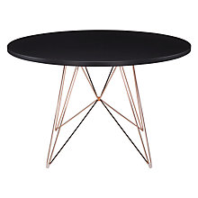 Buy Magis XZ3 Round 4 Seater Dining Table Online at johnlewis.com