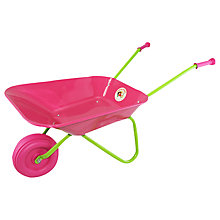Buy Little Pals Children's Wheelbarrow, Pink Online at johnlewis.com