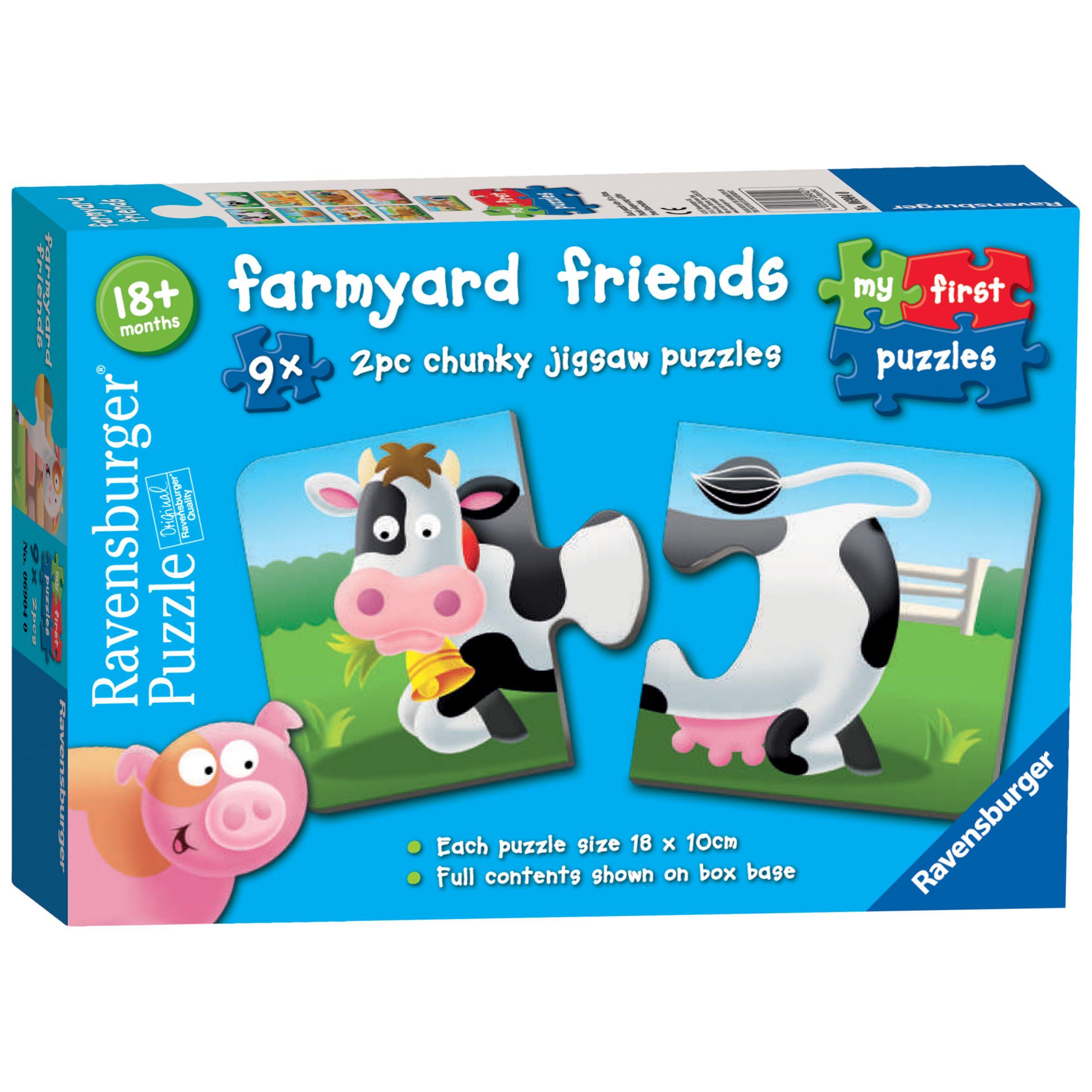 Ravensburger Ravensburger Farmyard Friends Jigsaw Puzzle