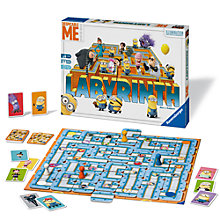 Buy Despicable Me 3 Labyrinth Game Online at johnlewis.com