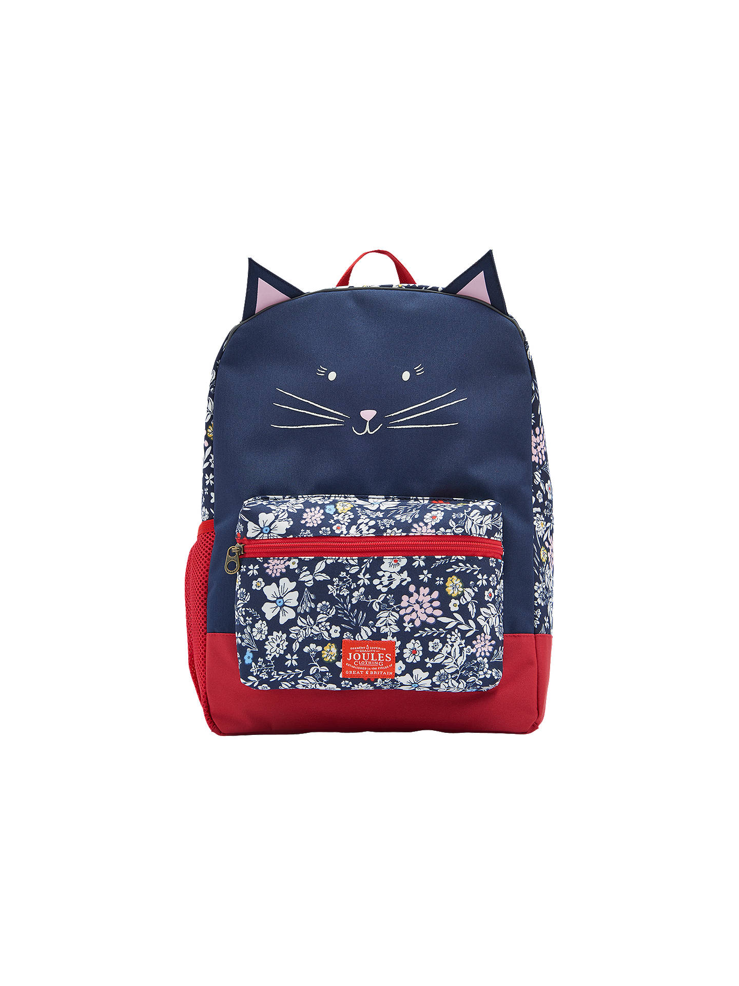 fa3db69354 Buy Joules Meow Children s Rucksack