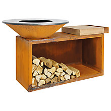 Buy OFYR Island & Firepit / BBQ 100-100 Online at johnlewis.com