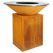 Buy OFYR Classic 100-100 Firepit / BBQ Online at johnlewis.com