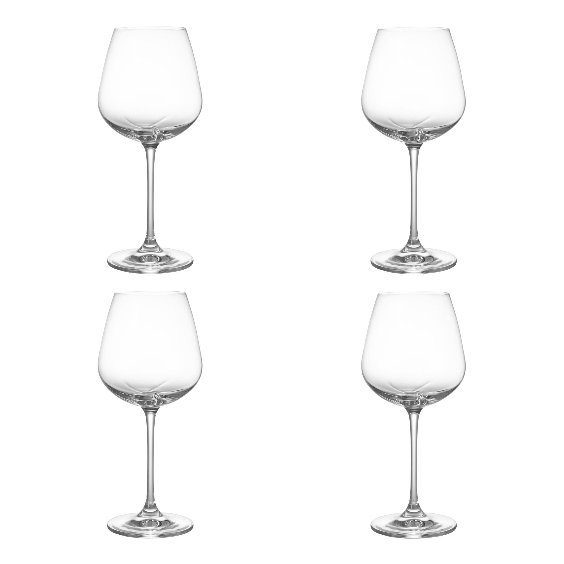 John Lewis Cellar Crystal White Wine Glasses Octer
