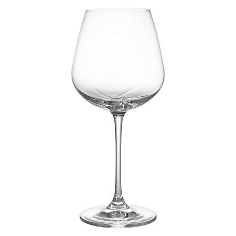 buy john lewis cellar crystal white wine glasses. Black Bedroom Furniture Sets. Home Design Ideas