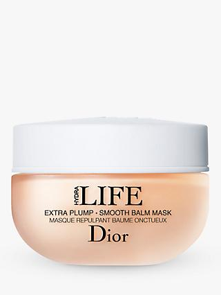 Dior Hydra Life Extra Plump Smooth Balm Mask, 50ml