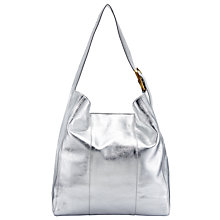Buy John Lewis Andrea Leather Large Shoulder Bag Online at johnlewis.com