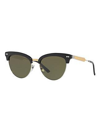 226bd7d61c Gucci GG0055S Cat s Eye Sunglasses