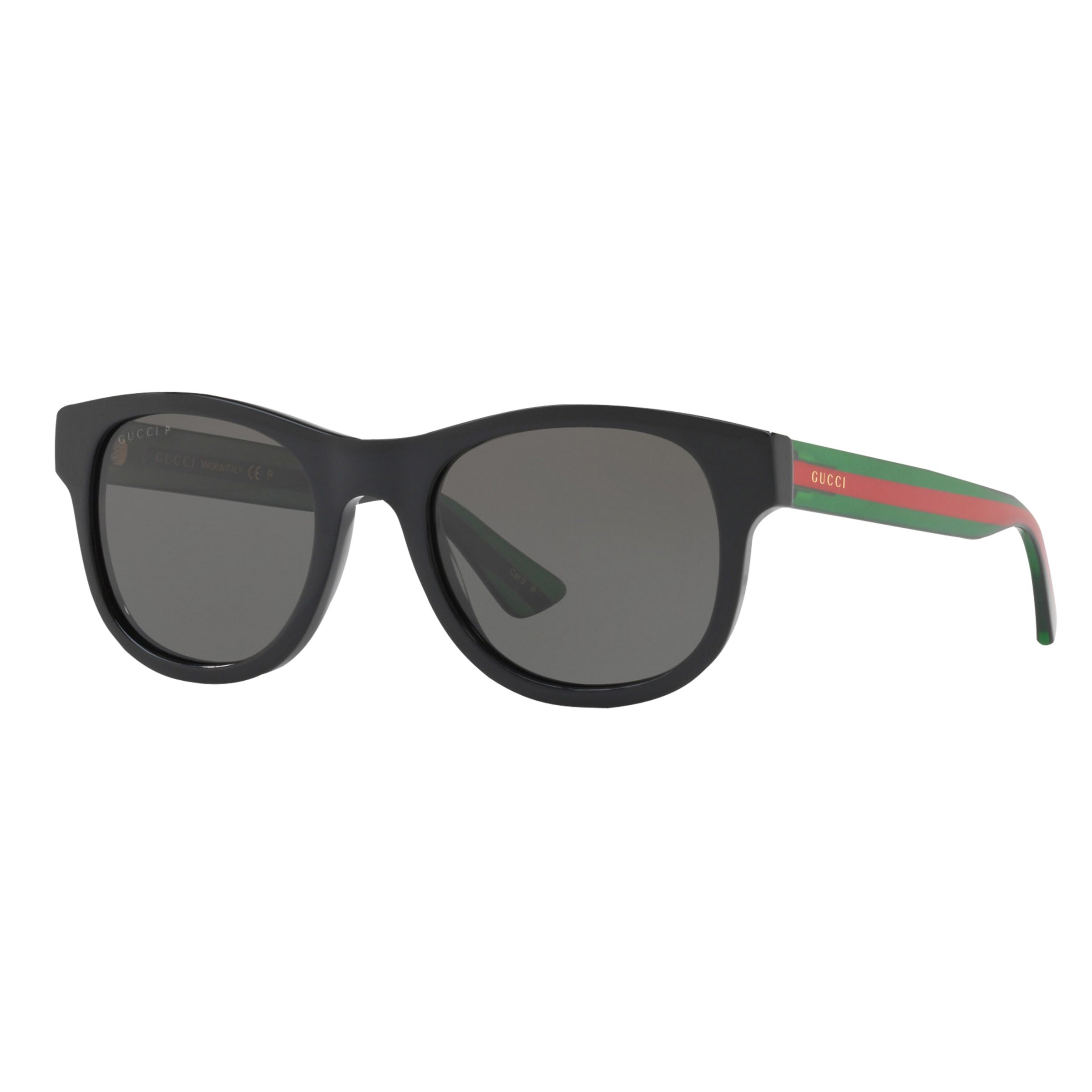 6828d7936414a Gucci GG0003S D-Frame Sunglasses at John Lewis   Partners