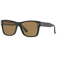 Buy Gucci GG0052S Square Sunglasses Online at johnlewis.com