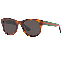 Buy Gucci GG0003S D-Frame Sunglasses Online at johnlewis.com